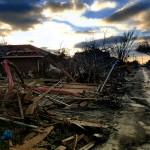 dallas tornado aftermath - neighborhood garage door service