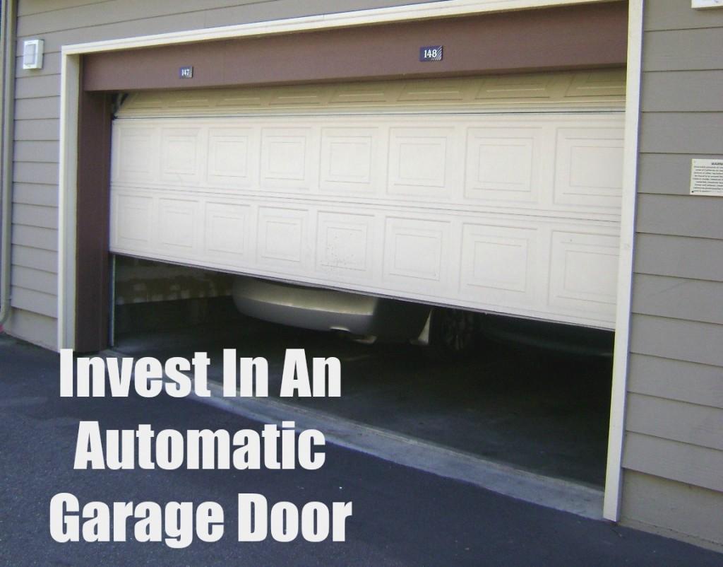 Benefits Of Having An Automatic Garage Door Repair Amp Services
