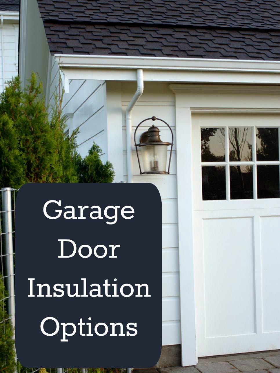 Polyurethane Vs Polystyrene Insulation For Your Garage Doors