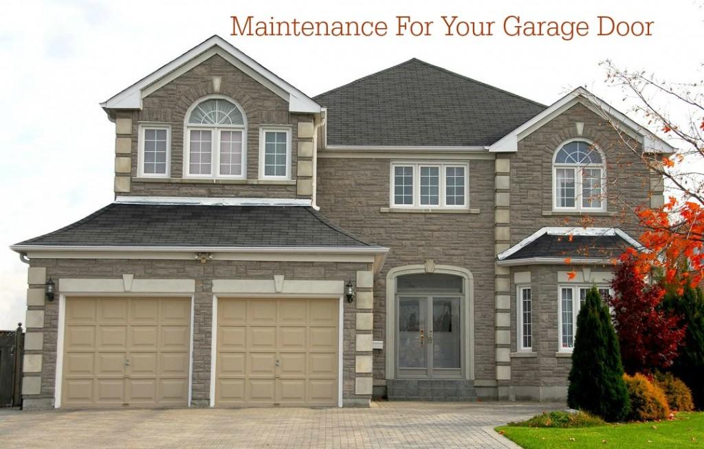 Basic garage door maintenance neighborhood garage door for Garage basics