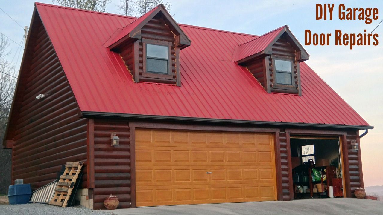 How To Handle Basic Garage Door Repairs Neighborhood Garage