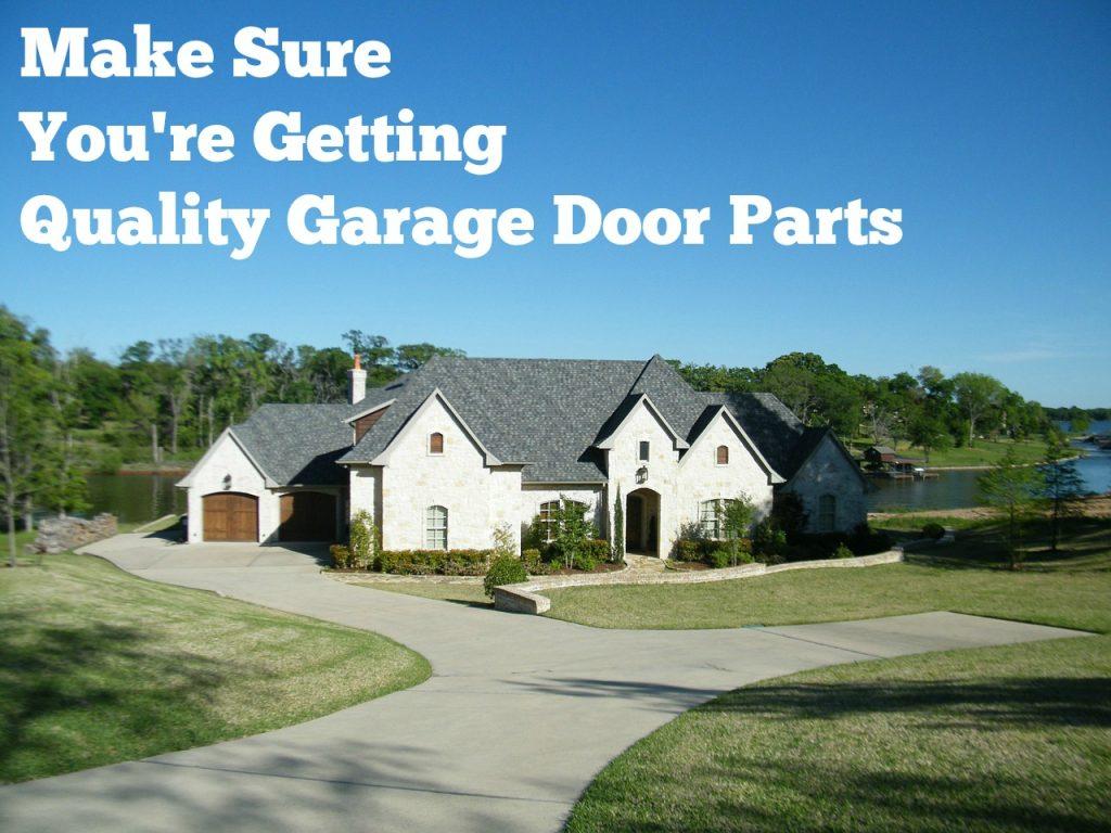The basics of garage door hardware specs neighborhood garage for Garage basics