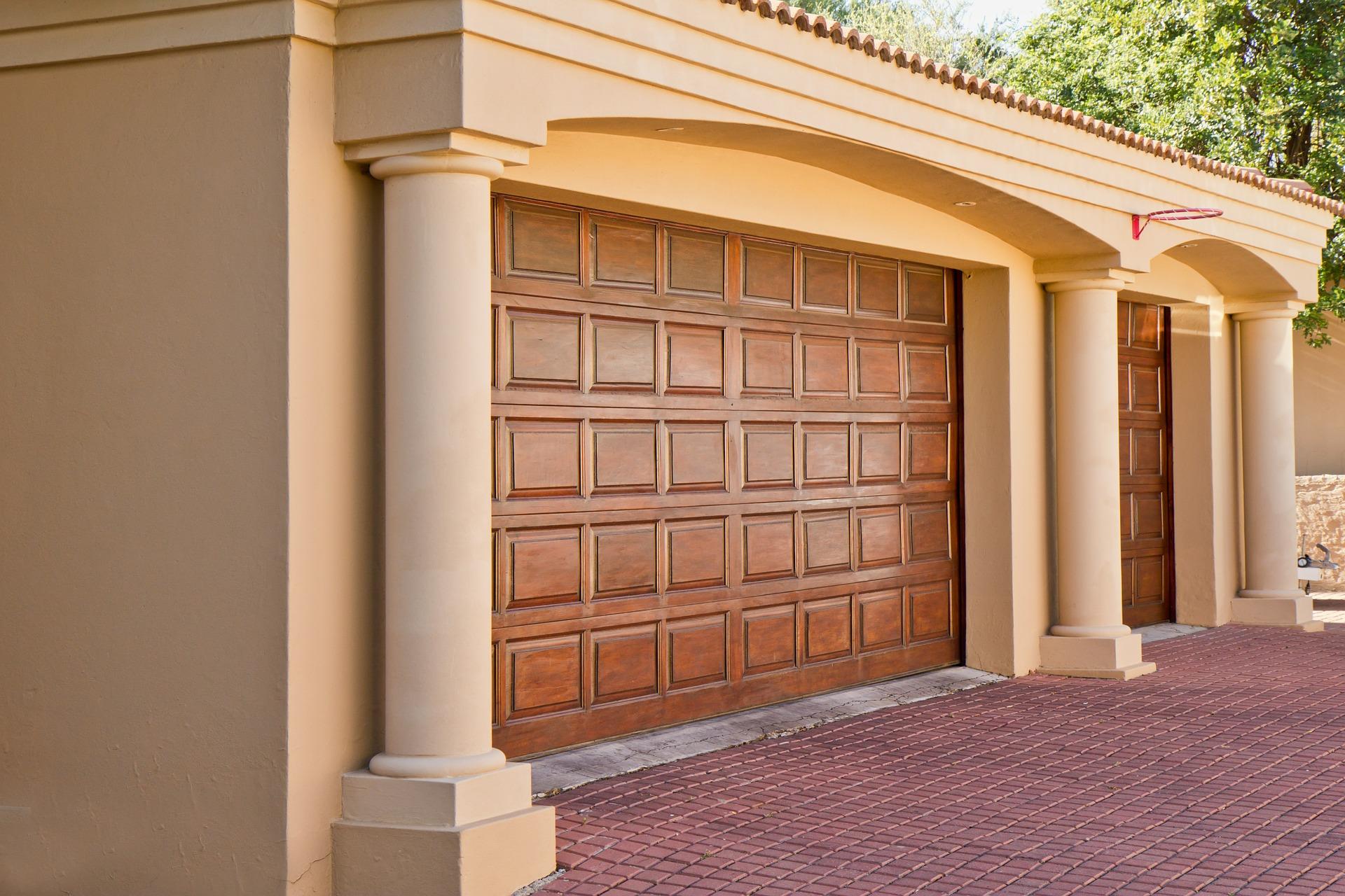 Good #9D6B2E Of An Old Garage Door ⋆ Neighborhood Garage Door Repair U0026 Service Garage  Door. Garage Door Opener Repair In Stamford Ct