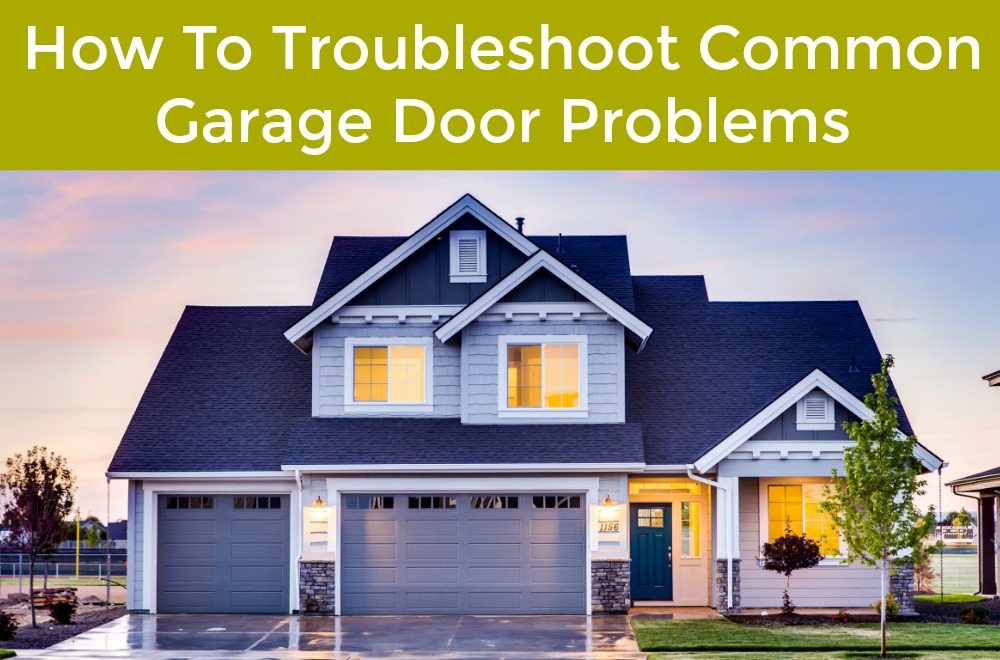 Diy troubleshooting the most common garage door problems diy troubleshooting the most common garage door problems solutioingenieria Image collections