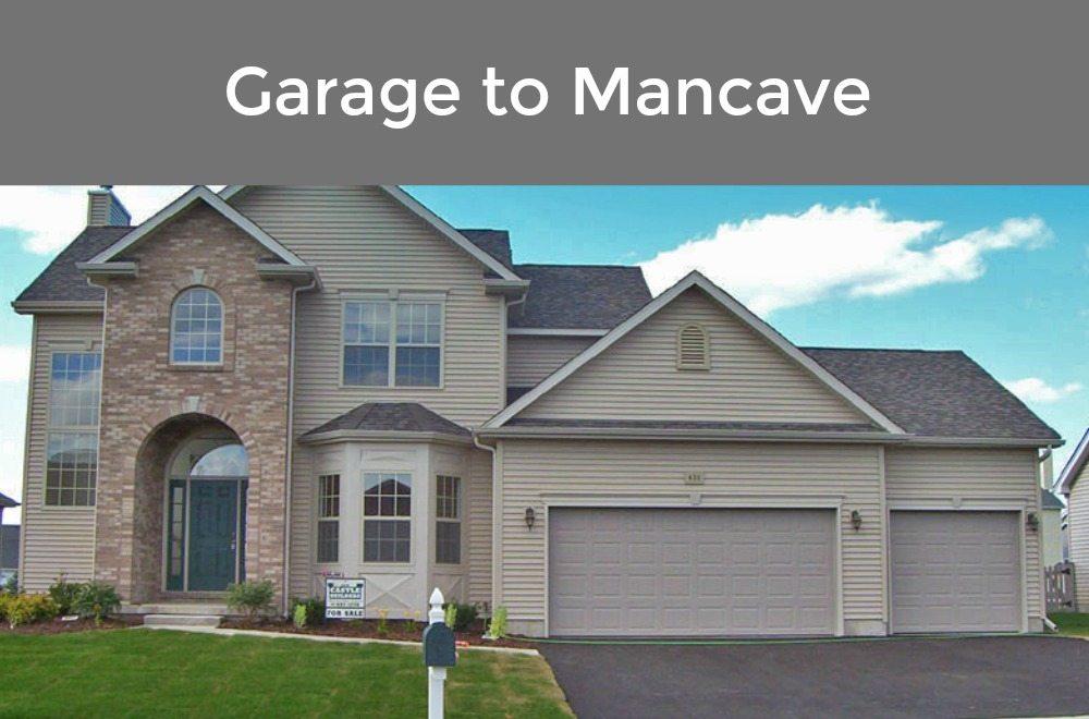 Create the perfect Garage Mancave