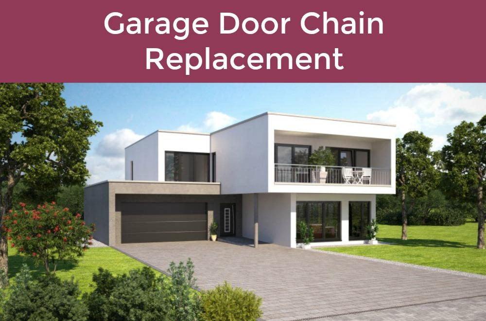 Broken Garage Door Chain Archives Garage Door Service